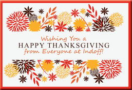 indoff happy thanksgiving from indoff s corporate office