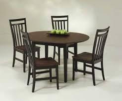 Round Kitchen Tables Modern Kitchen Table Sets Charming Brown Wooden Dining Chairs And