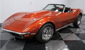 corvette stingray convertible of the day 1970 chevrolet corvette stingray convertible autoz