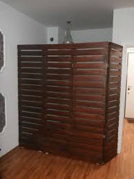 diy pallet room divider ideas wooden pallets divider and pallets