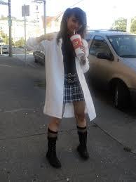 Abby Ncis Halloween Costume Abby Sciuto Vaguepurple Deviantart