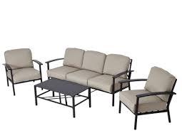 Furniture Sofa Set Wyndham 3 Seat Sofa Set Cream Garden Furniture Sofa Set And