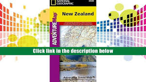 read book new zealand national geographic adventure map national