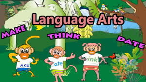 english learning for children language arts preschool and
