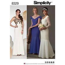 wedding dress sewing patterns bridal sewing patterns ebay