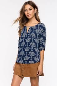 elephant blouse s blouses marching elephant blouse a gaci