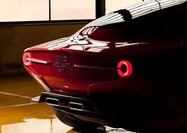 2012 alfa romeo disco volante touring concept cars exclusive