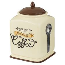 themed kitchen canisters canisters awesome coffee themed kitchen canisters coffee themed