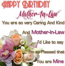 Happy Birthday Wishes To A Great For Mother Law Happy Birthday Message Pinterest Mothers Really