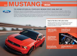 mustang 302 horsepower 460 hp 2012 ford mustang 302 unveiled stang pit