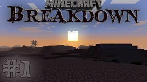 Seeking Ep 1 Minecraft Breakdown Survival Let S Play Ep 1 Seeking Shelter