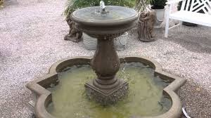Indoor Standing Water Fountains by Decorating Spectacular Fancy Water Fountains Lowes Style