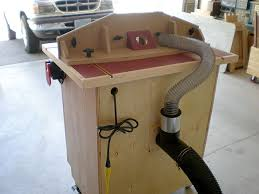 router table dust collection ultimate router table стол для фрезера pinterest router table