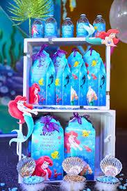 kara u0027s party ideas ariel mermaid birthday party