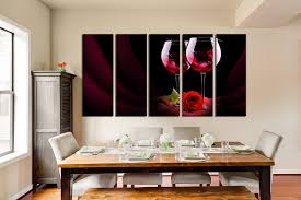 canvas wall art for dining room dining room wall art sets find red dining room wall art dinning room red dining room ideas home