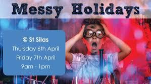 Hols by St Hilary U0027s Network U2013 Messy Holidays