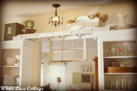 ideas for tops of kitchen cabinets 5 ideas for decorating above kitchen cabinets