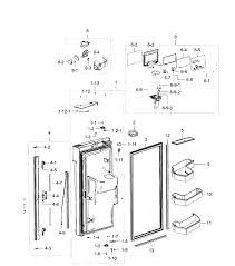 samsung refrigerator parts model rf32fmqdbsraa0000 sears