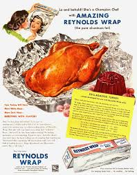 early 1950s thanksgiving ad