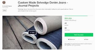 these 2 s u0027poreans want to help you create your own customised jeans