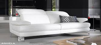 Leather Sofa Italian Catchy White Italian Leather Sofa White Leather Sofa Andifurniture