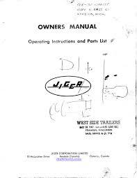 6x6 world jiger amphibious atv manual
