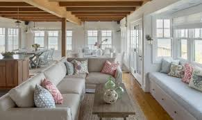 beach house style flooring house design plans