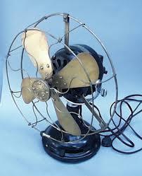 vintage fans www antiqbuyer past sales archive antique fans