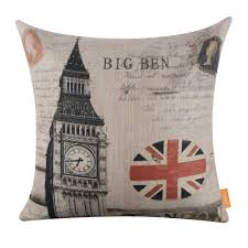 Blue Union Jack Cushion Compare Prices On Union Jack Pillow Online Shopping Buy Low Price