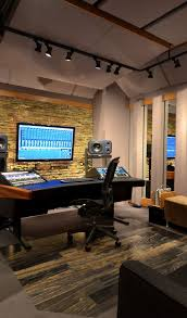 montanna recording studio decoration ideas design interior with