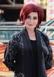 how to get sharon osbournes haircolor sharon osbourne brands the voice a gimmick daily mail online