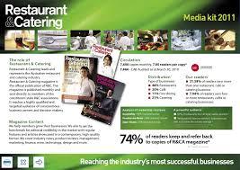 restaurant u0026 catering magazine media kit by engage media issuu