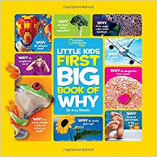 kids photo albums national geographic kids big book of why national