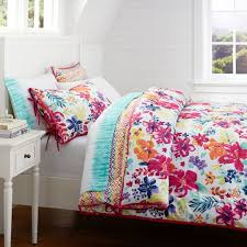 Teen Floral Bedding Wailele Floral Super Pouf Comforter Sham Pbteen