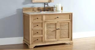 Wooden Vanity Units For Bathroom by Vanities Solid Wood Vanity Unit Uk Legion Furniture 24 Solid