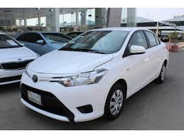 for sale toyota yaris used toyota yaris white 2016 for sale in jeddah for 28 990 sr