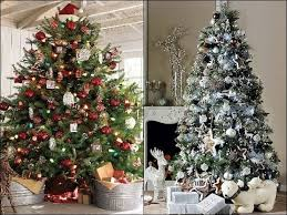 classic christmas tree decorating ideas home design