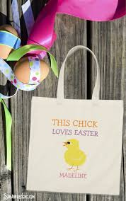 easter bags kids personalized easter bags sam designs