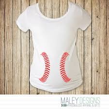 baseball maternity shirt halloween maternity shirt maternity