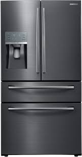 Energy Star Exterior Door by Rf28jbedbsg 36 Inch Samsung Black Stainless Steel Refrigerator