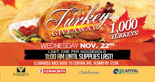2017 turkey giveaway capital otb betting and