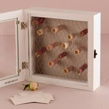 wish box wedding wedding well wishes box guest book alternatives