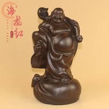 wood carving ornaments ruyi buddha