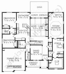 Lake Home Floor Plans Lovely 51 Open Floor House Plans with