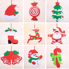 novelty felt christmas tree ornament in stock buy christmas