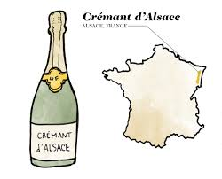 champagne bottle cartoon all about crémant wine wine folly