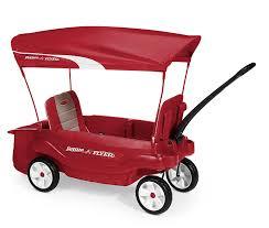 amazon com radio flyer ultimate comfort wagon toys u0026 games