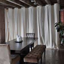 roomdividersnow muslin freestanding room divider kit u0026 reviews