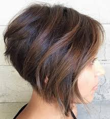 wedge one side longer hair 20 wonderful wedge haircuts