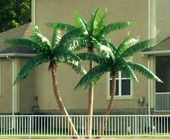 custom made palm trees palms 8 foot artificial tree n artificial